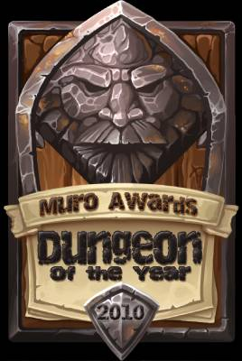 Dungeons of the Year 2010