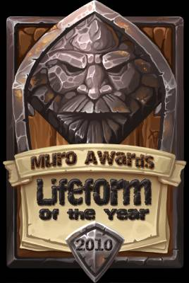 Lifeform of the Year 2010