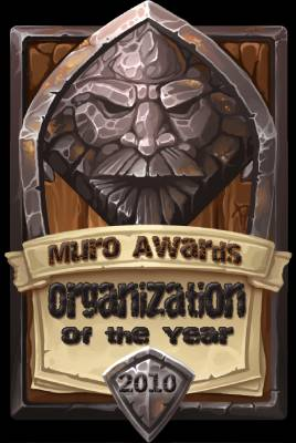 Organization of the Year 2010