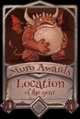 Location of the Year 2011