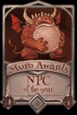 NPC of the Year 2011