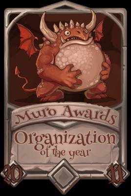 Organization of the Year 2011