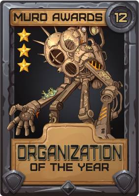 Organization of the Year 2012