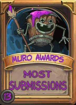 Most Submissions 2013