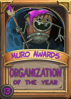 Organization of the Year 2013