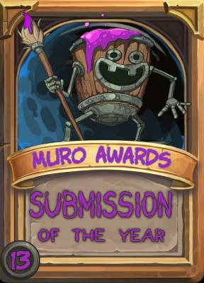 Submission of the Year 2013