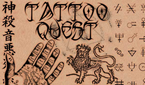 Quest - Tattoos